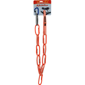 Metolius Ultimate Daisy Chain, orange/black